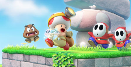 <em>Captain Toad: Treasure Tracker</em>