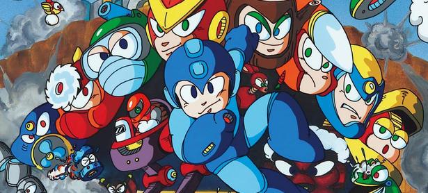 Nintendo anuncia venta por el aniversario de Mega Man