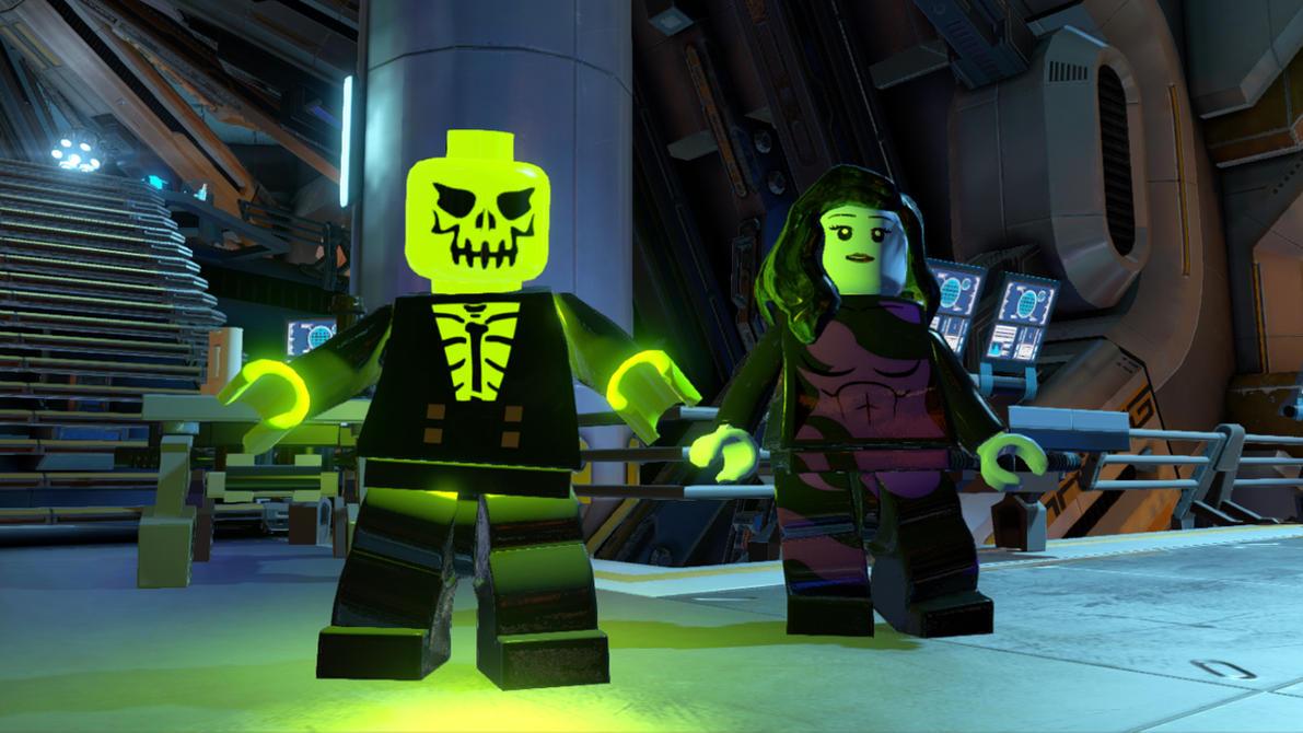 Batman Beyond, nuevo DLC de <em>LEGO Batman 3: Beyond Gotham</em>