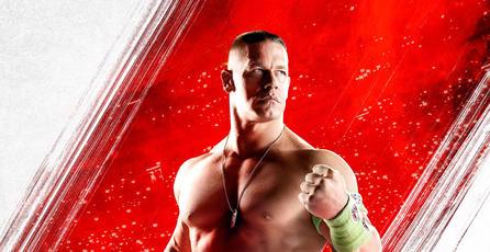 <em>WWE 2K15</em>