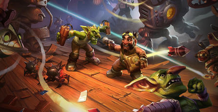 <em>Hearthstone: Goblins vs Gnomos</em>