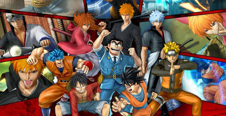 <em>J-Stars Victory VS+</em> llegará a Occidente