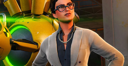 Debuta <em>The Mystery of the Mooil Rig</em> en <em>Sunset Overdrive</em>