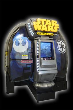 Star Wars: Battle Pod