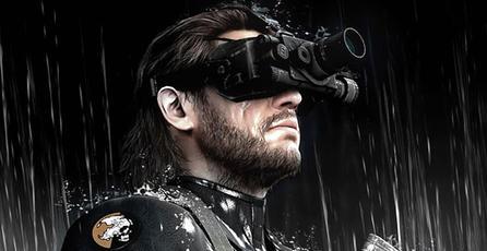 Puedes jugar como Hideo Kojima en <em>Metal Gear Solid V: Ground Zeroes</em> para PC