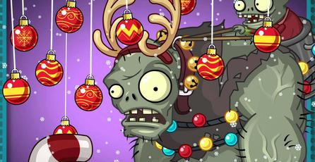 Anuncian Feastivus 2014 para <em>Plants vs. Zombies 2</em>