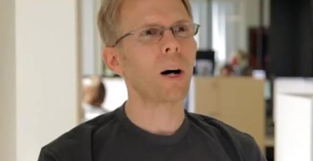 John Carmack: usar Oculus Rift es una experiencia religiosa