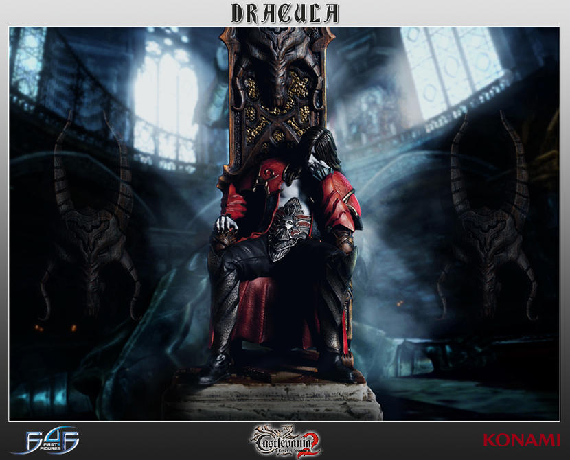 Figura de edición limitada de <em>Lords of Shadow 2</em>