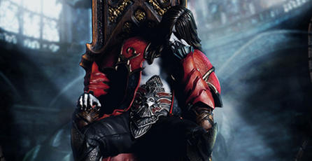 Revelan figura de edición limitada de <em>Castlevania: Lords of Shadow 2</em>