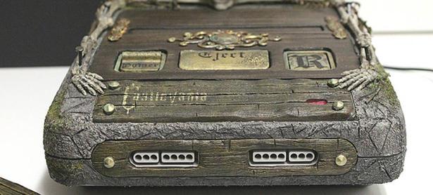 Convierten SNES en la cripta de Drácula en <em>Castlevania</em>