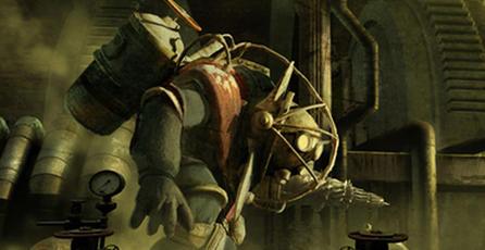 Aparece arte conceptual de la película de <em>BioShock</em>