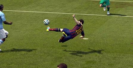 Revelan mejores goles de 2014 en <em>FIFA 15</em>