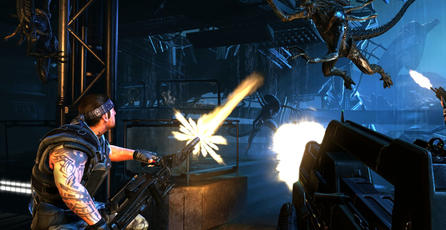 <em>Aliens: Colonial Marines</em> y <em>Aliens vs. Predator</em> regresan a Steam
