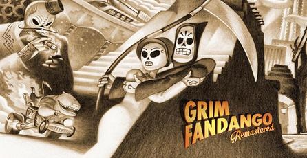 <em>Grim Fandango Remastered</em> está listo para preórdenes