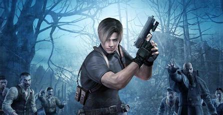 <em>Resident Evil 4</em>