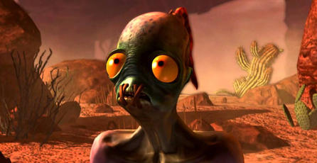 <em>Oddworld: New 'n' Tasty</em> llegará en marzo a Xbox One y PS3
