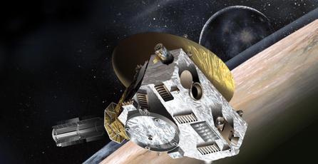 El CPU del primer PlayStation guía sonda espacial a Plutón
