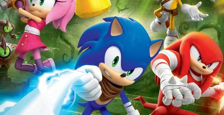 <em>Sonic Boom: Rise of Lyric</em> recibe parche de más de 1GB