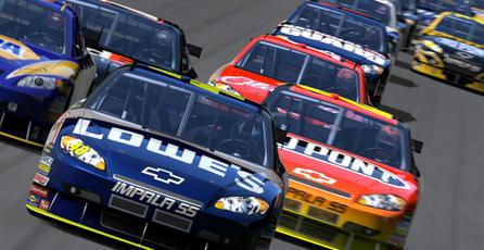 DMi Games promete nuevo título de <em>NASCAR</em> para 2016