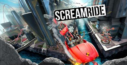 Nuevas imagenes de Screamride