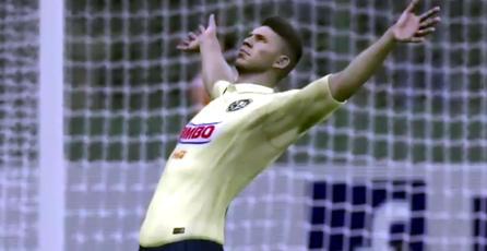 EA simula América vs. Puebla