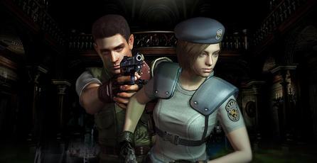 <em>Resident Evil HD Remaster</em>