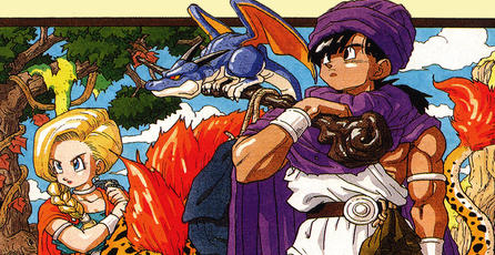 <em>Dragon Quest V: Hand of the Heavenly Bride</em> llega a iOS y Android