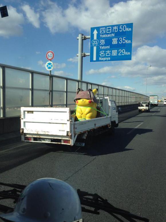 ¡Adiós Pikachu!