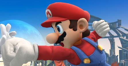 Mario y Sonic pelean frenéticamente en <em>Project M</em>