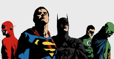 Filtran videos de juego cancelado de <em>Justice League</em>