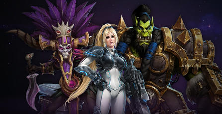 <em>Heroes of the Storm</em>: el reto más grande de Blizzard en 2015