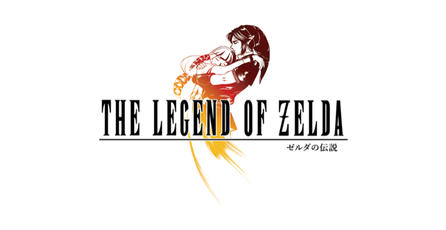 Recrean logos de <em>Zelda</em> al estilo de <em>Final Fantasy</em>