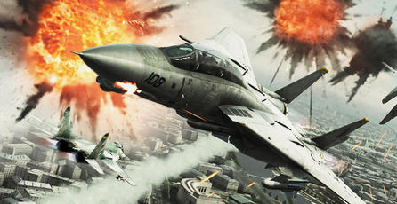 Presentan nuevo trailer de <em>Ace Combat: Assault Horizon Legacy Plus</em>