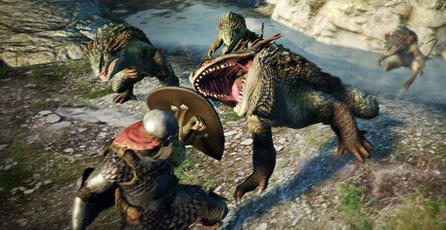 <em>Dragon's Dogma Online</em> recibe primer trailer