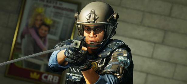 Visceral Games quiere que rompas <em>Battlefield Hardline</em>