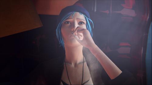 Chloe ha cambiado y tiene muchos problemas
