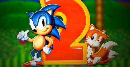 <em>Sonic the Hedgehog 2</em>