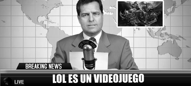 Medios chilenos descubren la existencia de <em>League of Legends</em>