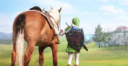 REPORTE: Netflix planea una serie live action de <em>Zelda</em>