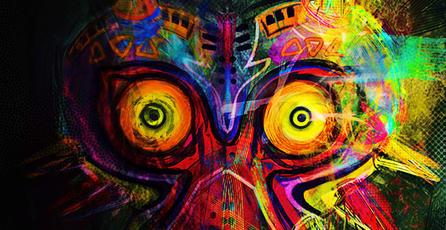 Anuncian concurso de <em>Majora's Mask</em> en <em>Art Academy</em>