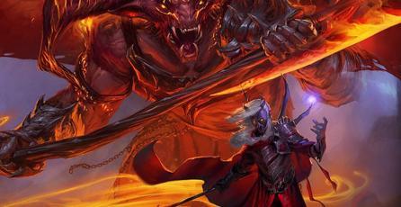 Nuevo título de <em>Dungeons & Dragons</em> llega a la PC