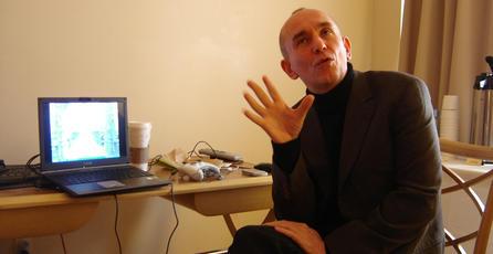Molyneux: no volveré a hablar con la prensa