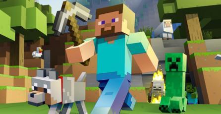 Libros de <em>Minecraft</em> acumulan 2 millones de copias vendidas en Reino Unido