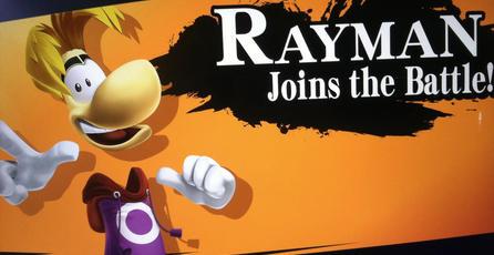 RUMOR: <em>Rayman</em> podría llegar como DLC a <em>Smash Bros.</em>