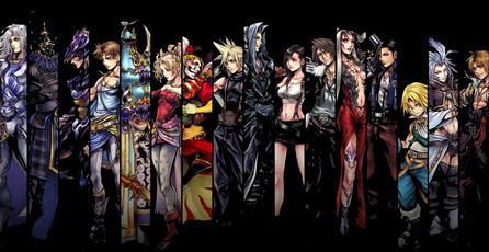 <em>Dissidia Final Fantasy</em> llegará a las arcadias japonesas