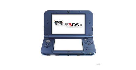 New Nintendo 3DS sobrepasó las ventas de 3DS XL en lanzamiento