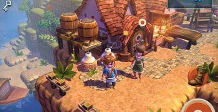 <em>Oceanhorn</em> llegará a Steam el 17 de marzo