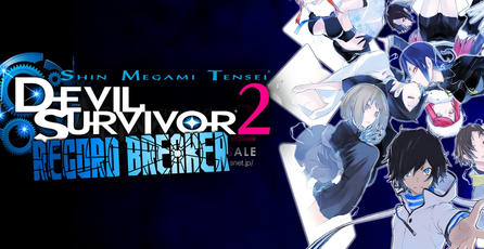 <em>Devil Survivor 2 Record Breaker</em> llegará el 5 de mayo a Norteamérica