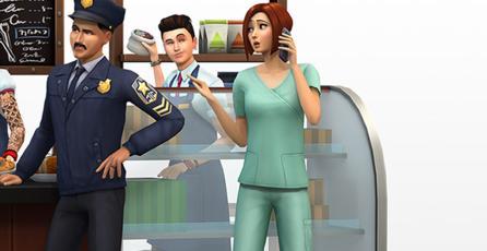 EA revela el gameplay de doctores en <em>The Sims 4</em> <strong>Get to Work!</strong>