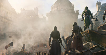 El parche 5 de <em>Assassin's Creed Unity</em> se retrasa en PC